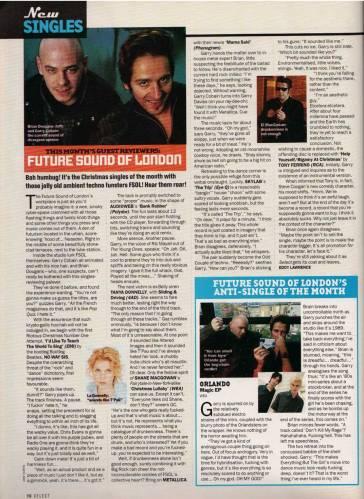Select Magazine January 1997 page 110
