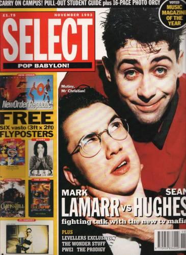 Select Magazine November 1997 page 01
