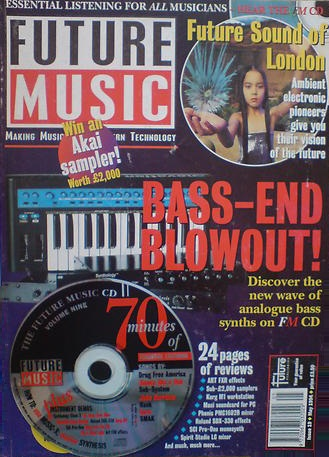 FUTURE MUSIC (UK) MAY 1994 Issue 19