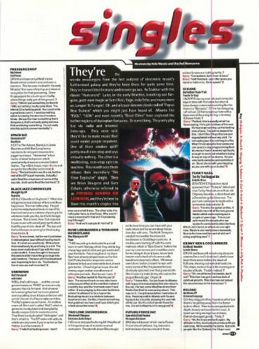 MUZIK (UK) APRIL 1997 Issue 23 page 111
