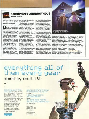 MUZIK (UK) JULY 2002 Issue 86 page 113