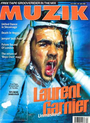 MUZIK (UK) APRIL 1997 Issue 23