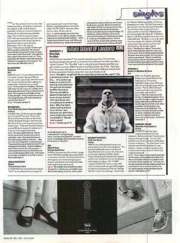 MUZIK (UK) APRIL 1997 Issue 23 page 113