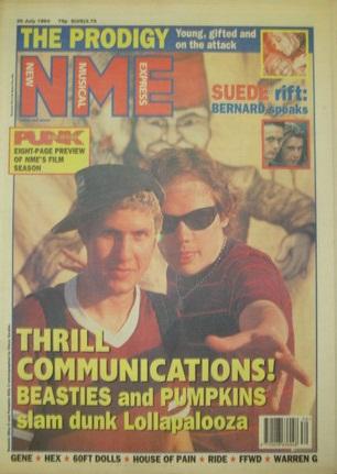 NME (UK) 30 JULE 1994