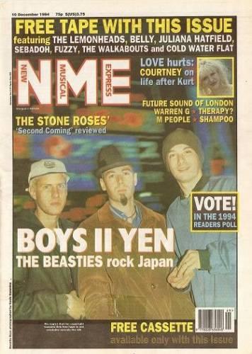 NME (UK) 10 DECEMBER 1994