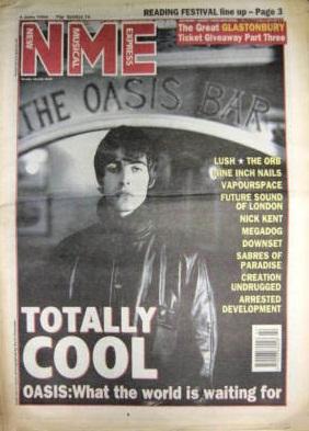 NME (UK) 04 JUNE 1994