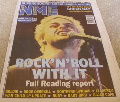 NME (??) 02 SEPTEMBER 1995
