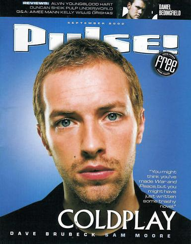PULSE MAGAZINE (?) SEPTEMBER 2002 page ?