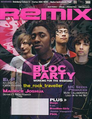 REMIX (?) FEBRUARY 2007