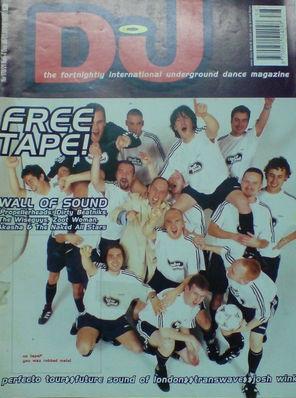 DJ MAG (UK) 21 NOVEMBER - 4 DECEMBER 1997 Issue 178