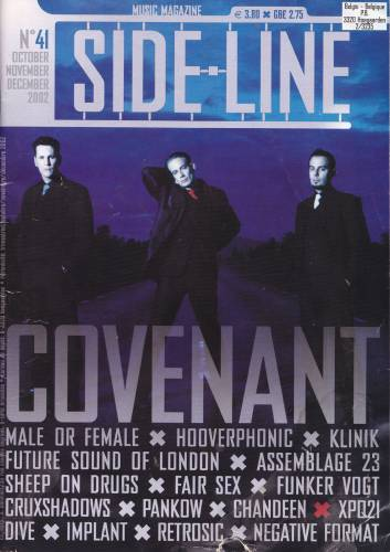 SIDE-LINE (??) 2002 Issue 41