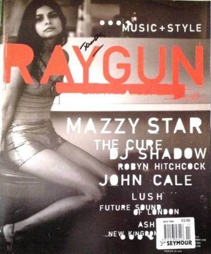 MUSIC WEEK (UK) 2 NOVEMBER 1996