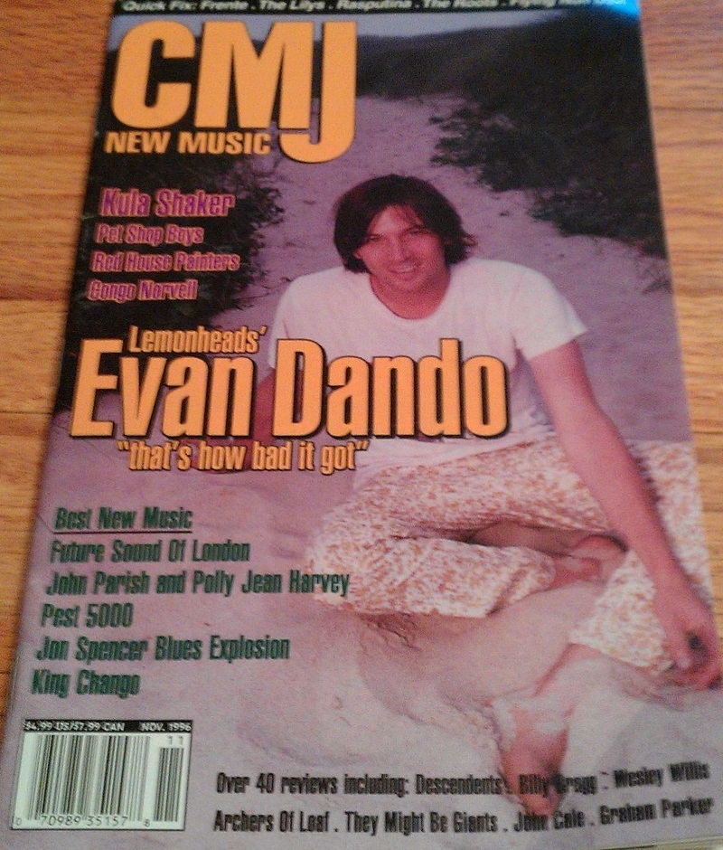 CMJ November 1997