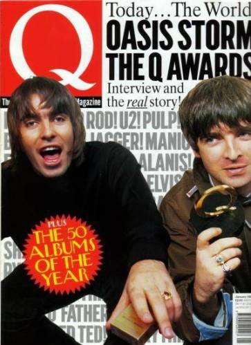 Q (UK) JAN 1997